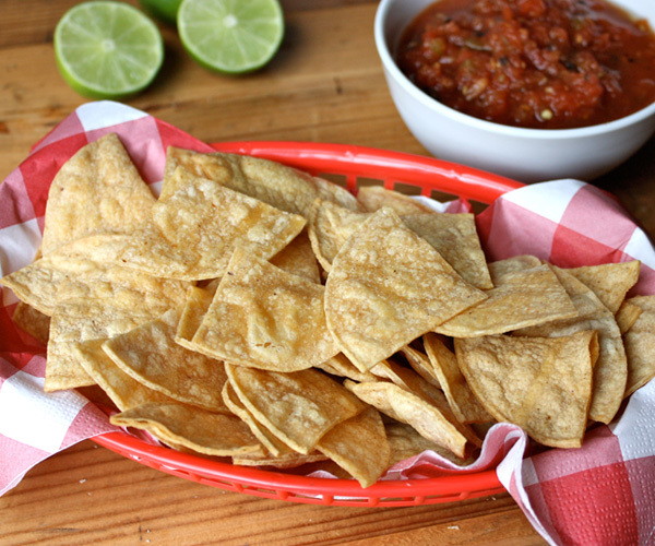 Homeade Chips