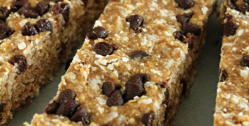 quinoa granola bars