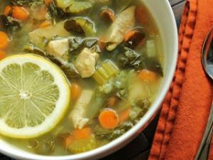113 lemon chicken soup