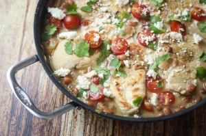 Saucy-Mexican-Chicken-Skillet-Recipe-2