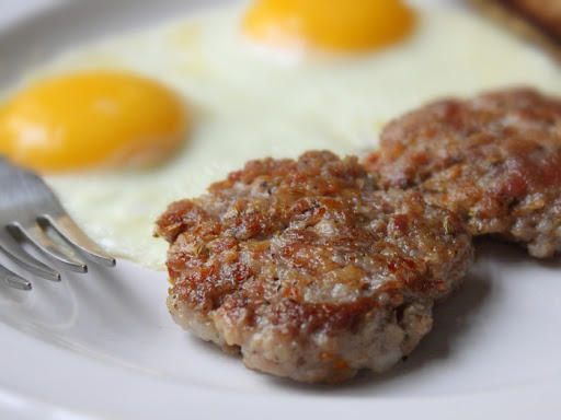 Healthy Breakfast Sausage