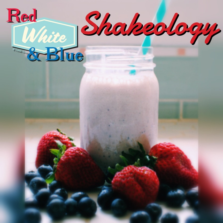 Red, White and Blue Shakeology