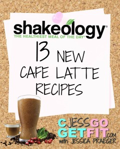 SHAKEOLOGY RECIPE NEW LATTE RECIPE
