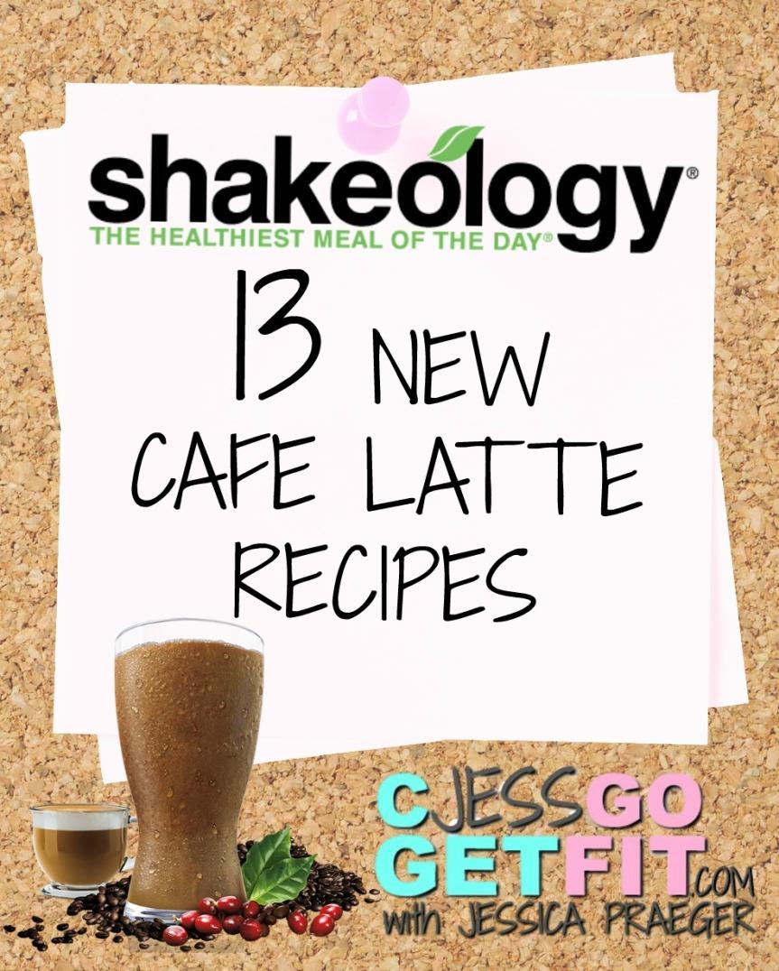 Cafe Latte ShakeologyRecipes