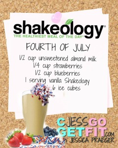 SHAKEOLOGY RECIPE VANILLA 4th