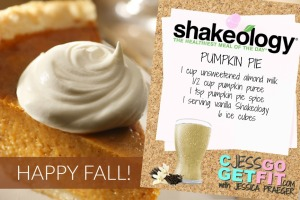 HAPPY FALL SHAKEO